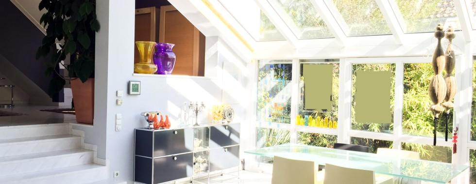 Stilvolles Einfamilienhaus in ruhiger, beliebter Wohnlage mit herrlich angelegtem Garten!