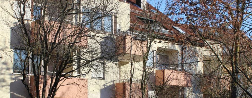 Gepflegte 2-Zimmer-Eigentumswohnung in Versbach