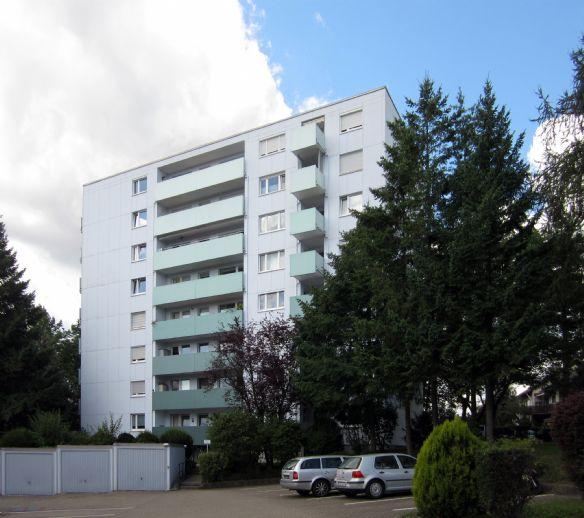 Gemütliche 2-Zimmer-Wohnung In Gerbrunn Mit Großem Balkon