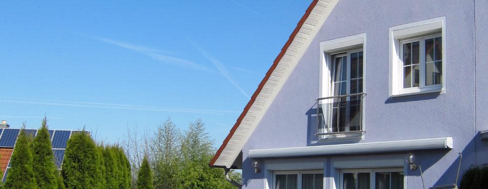 Neuwertiges Einfamilienhaus im Würzburger Stadtbereich