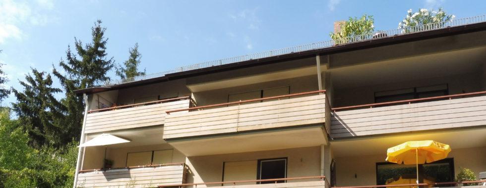 Apartment mit großem Balkon im Würzburg – Versbach!