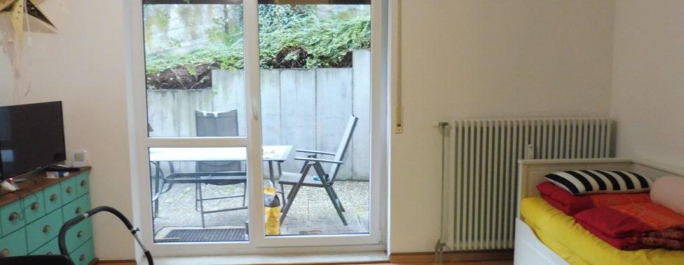 Apartment mit geräumiger Terrasse in Würzburg – Versbach!