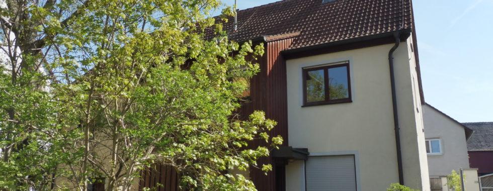 Wohn-/Geschäftshaus in der Ortsmitte von Ipsheim