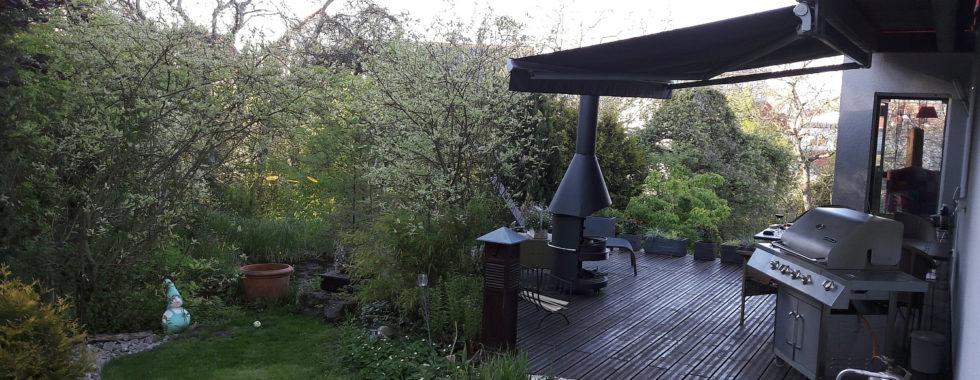 Freistehendes Einfamilienhaus in schöner Höhenlage von Zell a. Main