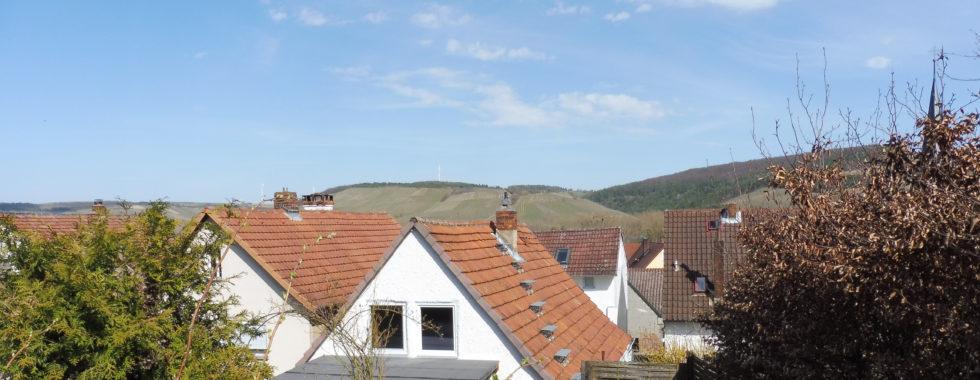 Einfamilienhaus in Weinort bei Würzburg!