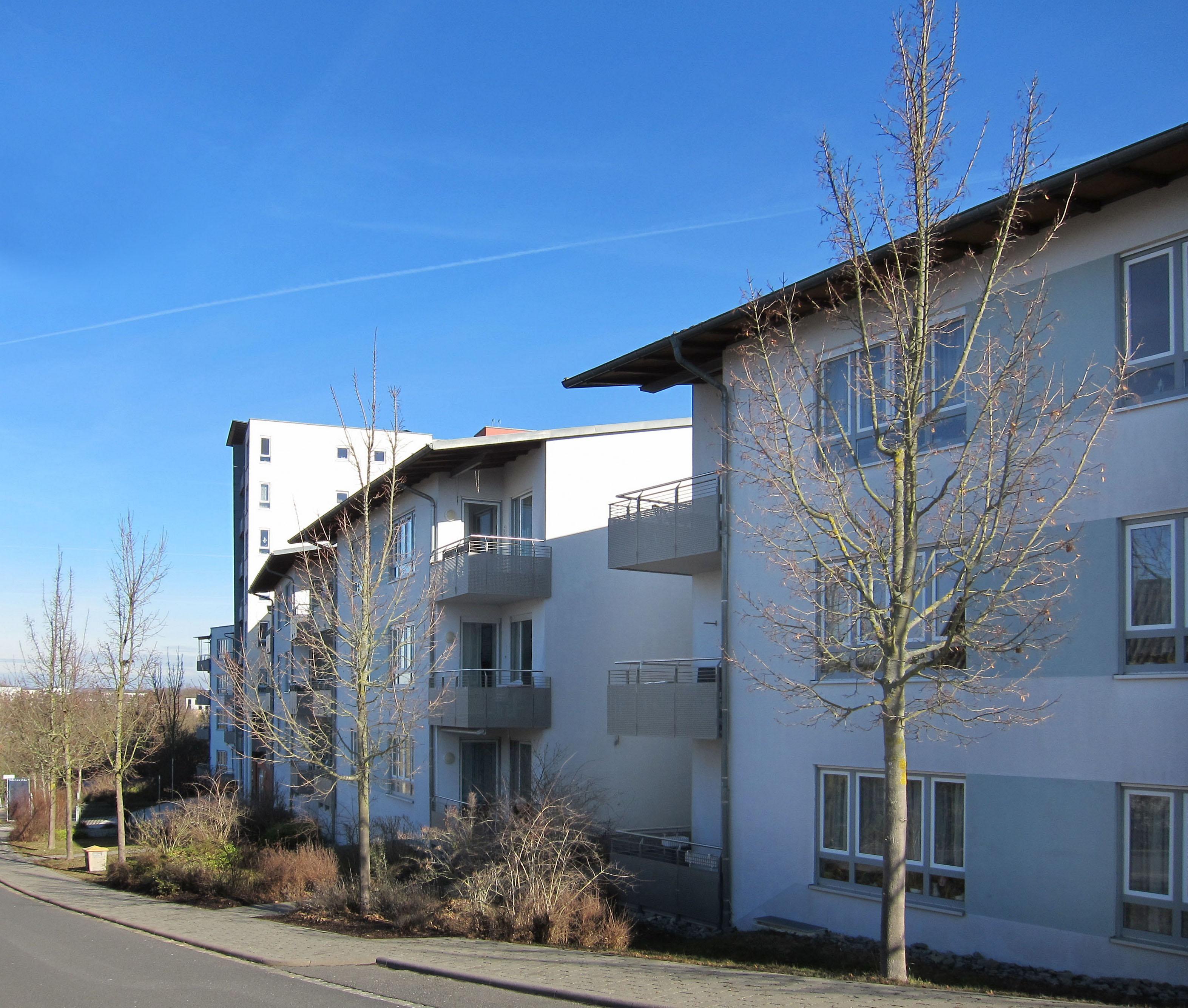 2 Zimmer Apartment In Würzburg's