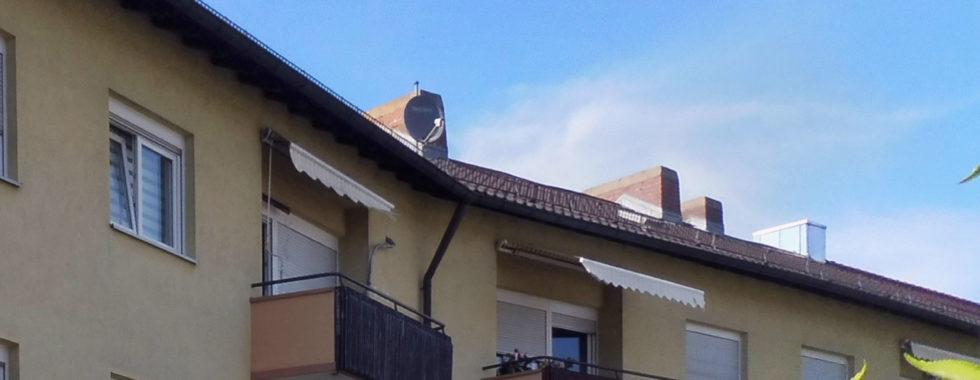 Bezugsfreie 3-Zimmer-Eigentumswohnung mit Balkon!