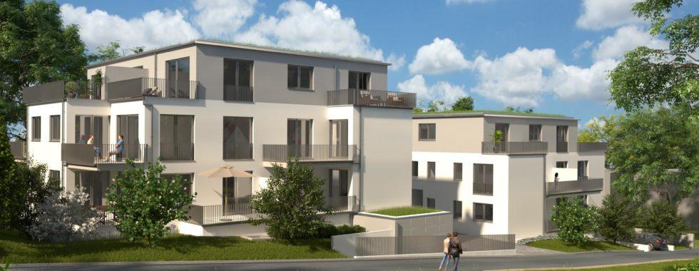Bereits 50% verkauft – Rohbaufertigstellung Frühjahr 2020 geplant – Neubauwohungen in Versbach!