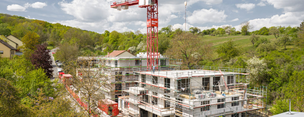 Bereits 75% verkauft – Neubauwohungen in Versbach!