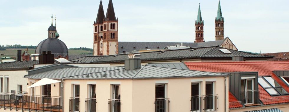 Selte Gelegenheit im Herzen von Würzburg – Exklusive 3-Zimmer-Wohnung mit Festungsblick!